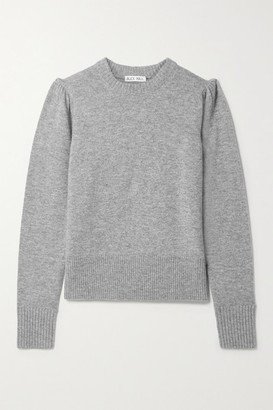 Alex Mill Claire Merino Wool And Cashmere-blend Sweater
