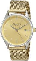 Kenneth Cole New York Women's 10029401 Classic Analog Display Japanese Quartz Watch