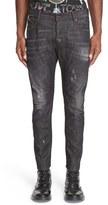 DSQUARED2 Men's Tidy Biker Skinny Fit Jeans