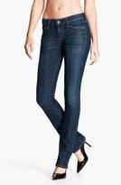 'Ava' Straight Leg Stretch Jeans (Galaxy)