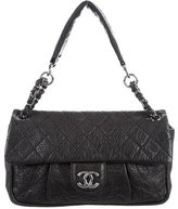 Chanel Coco Pleats Flap Bag
