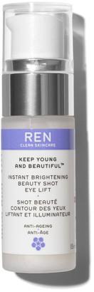 Ren Skincare Instant Brightening Beauty Shot Eye Lift (15ml)