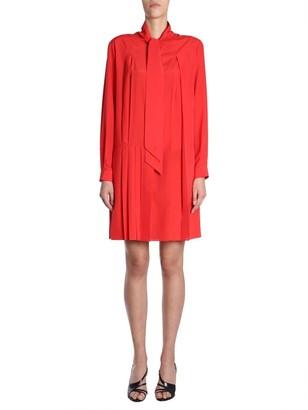 Givenchy Bow Collar Dress