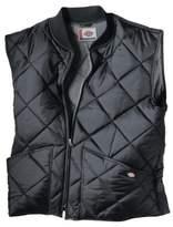 Dickies Men's Big Diamond Quilted Nylon Vest