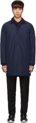Paul Smith Navy Mac Coat