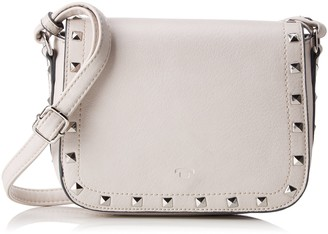 Tom Tailor Acc Gigi Womens Cross-Body Bag White (Weiss) 6.5x15.5x21 cm (B x H x T)