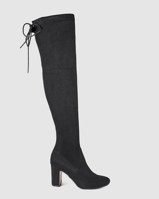 Verali - Women's Long Boots - Zeebra - Size One Size, 36 at The Iconic