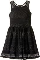 Ella Moss Isla Lace Fit and Flare Dress (Big Kids)