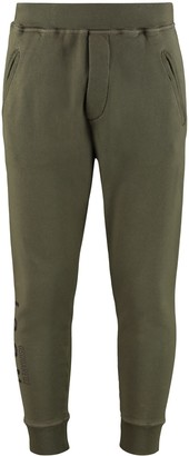 DSQUARED2 Stretch Cotton Track-pants