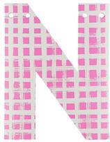 N. 'N' Perfect Pattern Girl Letter
