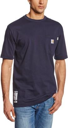 Carhartt Men's Big & Tall Flame Resistant Force Cotton Short Sleeve T-Shirt