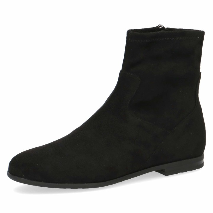 Ladies Flat Ankle Boots   Shop the