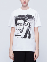 McQ by Alexander McQueen Potrait Classic T-Shirt