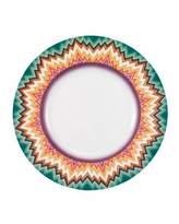 Missoni Zig Zag Dinner Plate