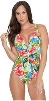Miraclesuit Belle Rives Charmer One-Piece Women's Swimsuits One Piece