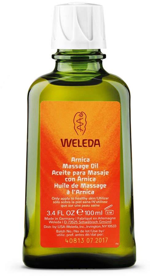 Weleda Arnica Massage Oil by 3.4floz Oil)