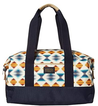 Pendleton Canopy Canvas Weekender (Falcon Cove Sunset) Handbags
