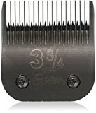 Oster Detachable Blade Size 3.75 Fits Classic 76, Octane, Model One, Model 10, Outlaw Clippers