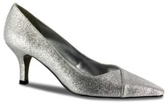 Easy Street Shoes Chiffon Pump
