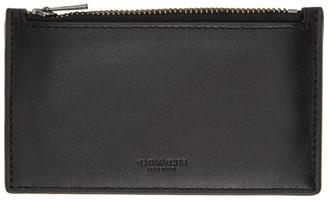 Coach 1941 Black Zip Case Cardholder
