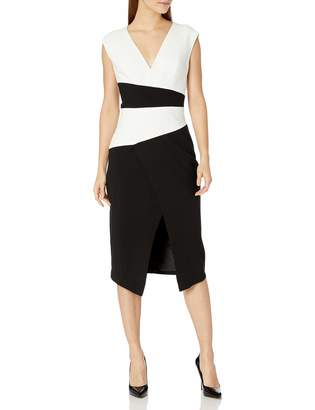 Black Halo Women's Evia CB Sheath Dress