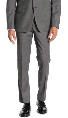 "John Varvatos Bedford Grey Birdseye Suit Separates Trousers - 30-34"" Inseam"