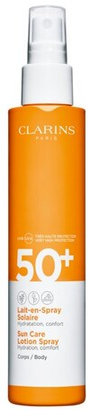 Clarins Sun Care Lotion Spray Body SPF 50+ (150ml)