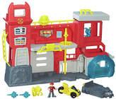 Transformers Robot Rescue Bot Headquarters.
