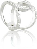 Anita Ko Diamond encrusted Infinity ring