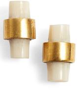 Soko Horn Stud Earrings