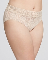 Hanky Panky Plus Signature Lace French Brief