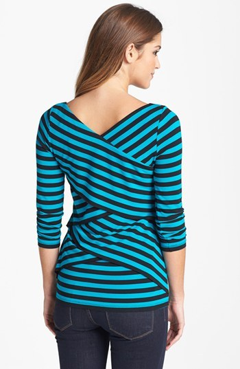 Vince Camuto Zigzag Top (Online Only)