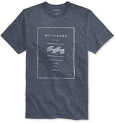 Billabong Men's First Verse Graphic-Print Logo Cotton T-Shirt