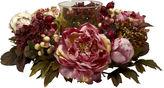 Asstd National Brand Nearly Natural Peony Hydrangea Candelabrum