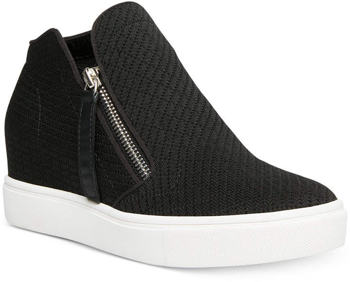 4b9beec38f2bf Zipper Wedge Sneaker - ShopStyle