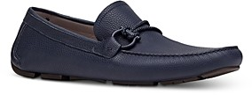 Salvatore Ferragamo Men's Slip On Driver Moccasins - Regular