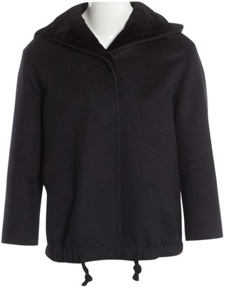 Prada Black Mink Coats