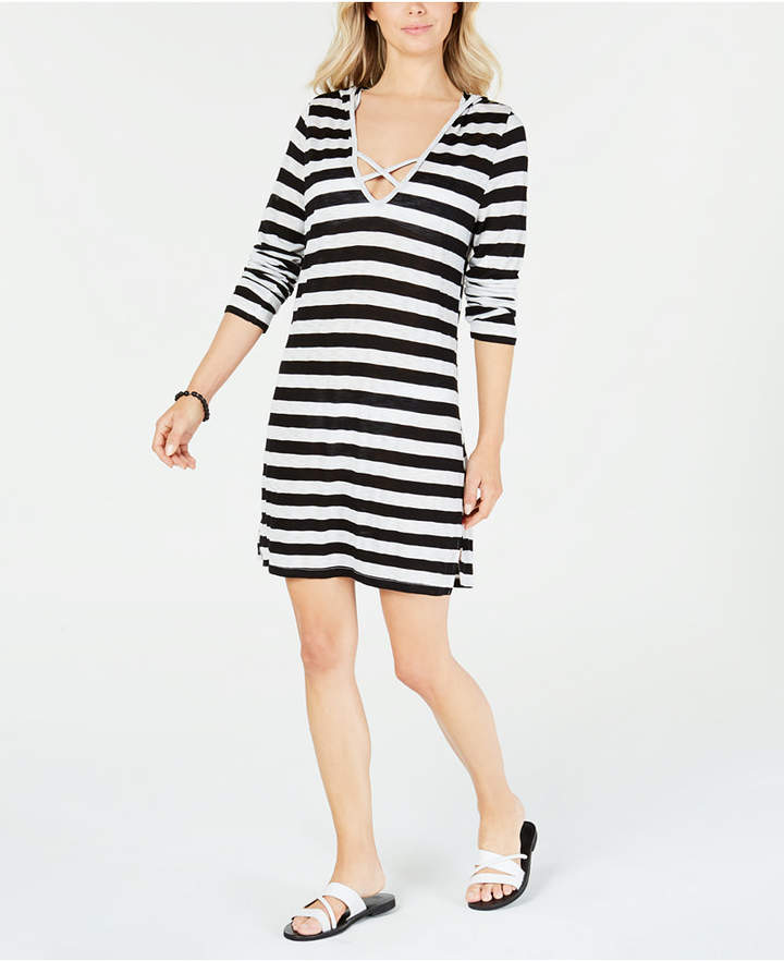 1c0ef3edfee90 Hooded Beach Cover Up - ShopStyle