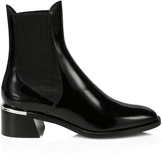 Jimmy Choo Rourke Leather Chelsea Boots