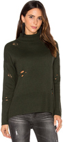 Autumn Cashmere Distressed Sweater