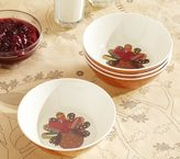 Pottery Barn Kids Thanksgiving Bowl Set