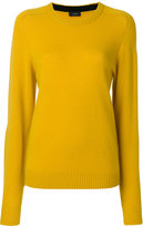 Joseph round neck jumper