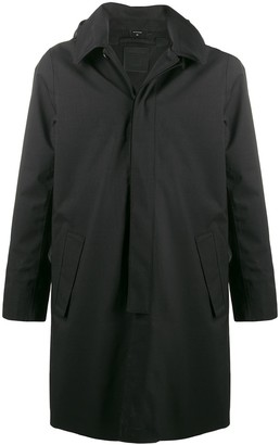 Norwegian Rain Walker single breasted coat