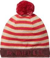 Scotch & Soda Knitted Intarsia Lurex Hat