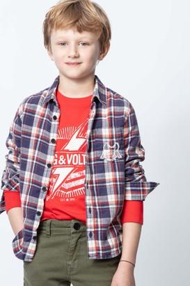 Zadig & Voltaire Kids Freddie Shirt