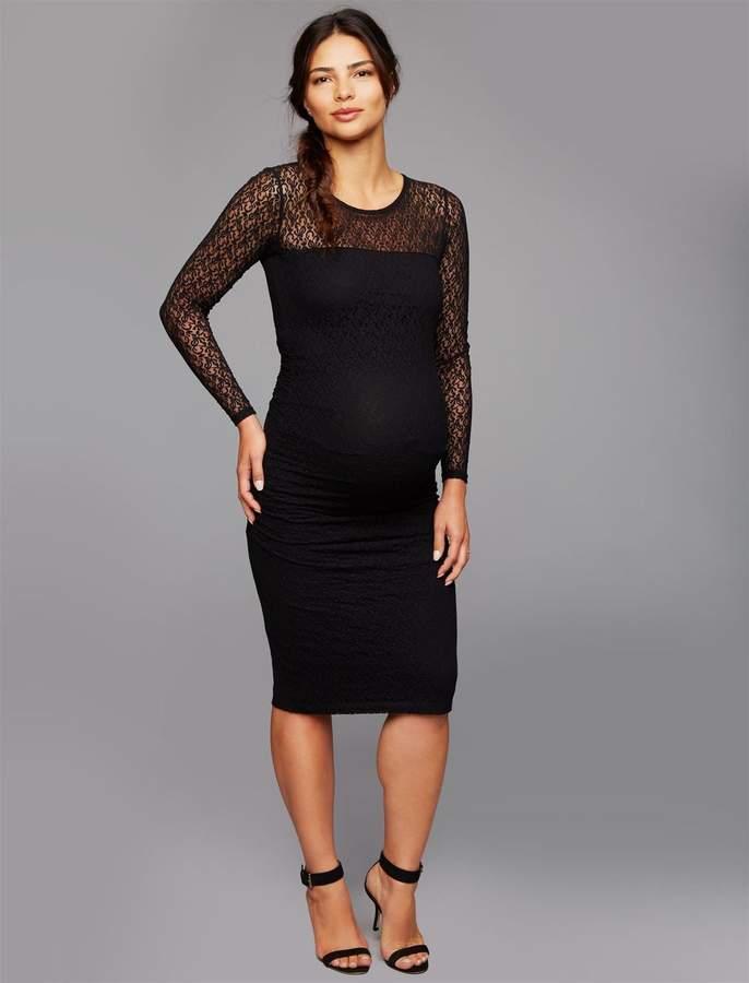 6fc4c50b6403b Isabella Oliver Black Maternity Clothes - ShopStyle