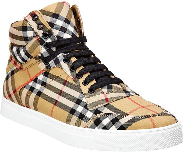 Burberry Canvas Sneaker