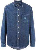Kenzo Mini Tiger denim shirt - men - Cotton - M