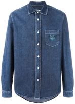 Kenzo Mini Tiger denim shirt - men - Cotton - S