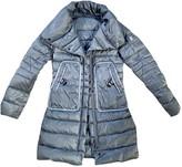 Peuterey Grey Cotton Jacket for Women